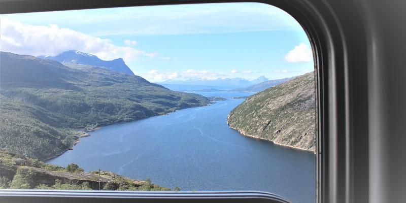 Gällivare - Narvik - Harstad