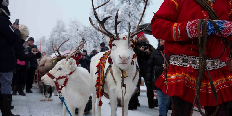 The Sami heritage in Jokkmokk