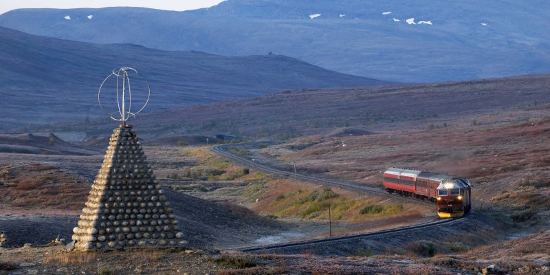 Nordlandsbanen Trondheim-Bodö