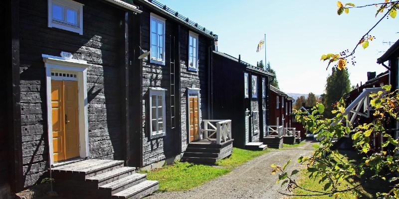 Vilhelmina-Östersund