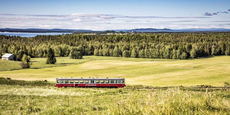 Mora-Östersund